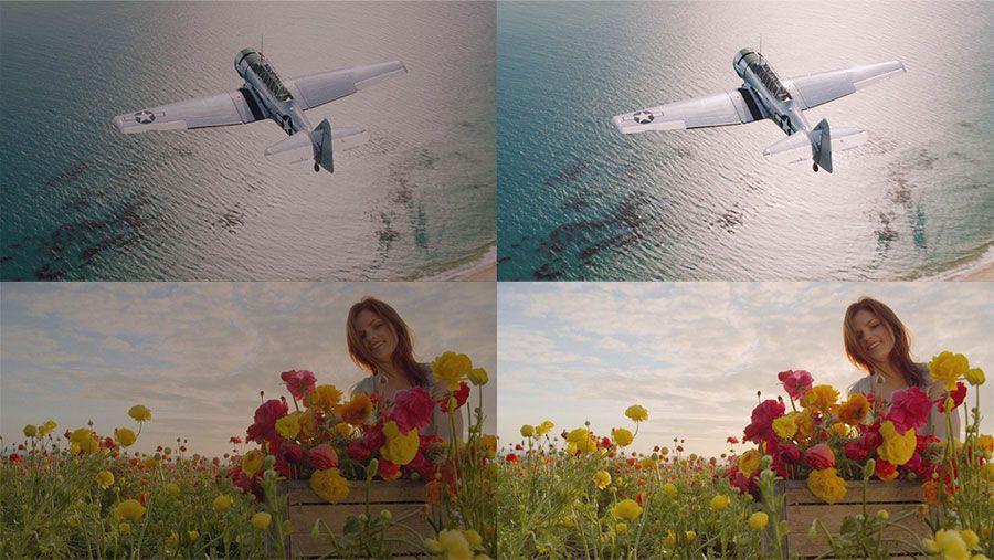 Dolby Vision HDR Dynamic range, Cinematography, Las
