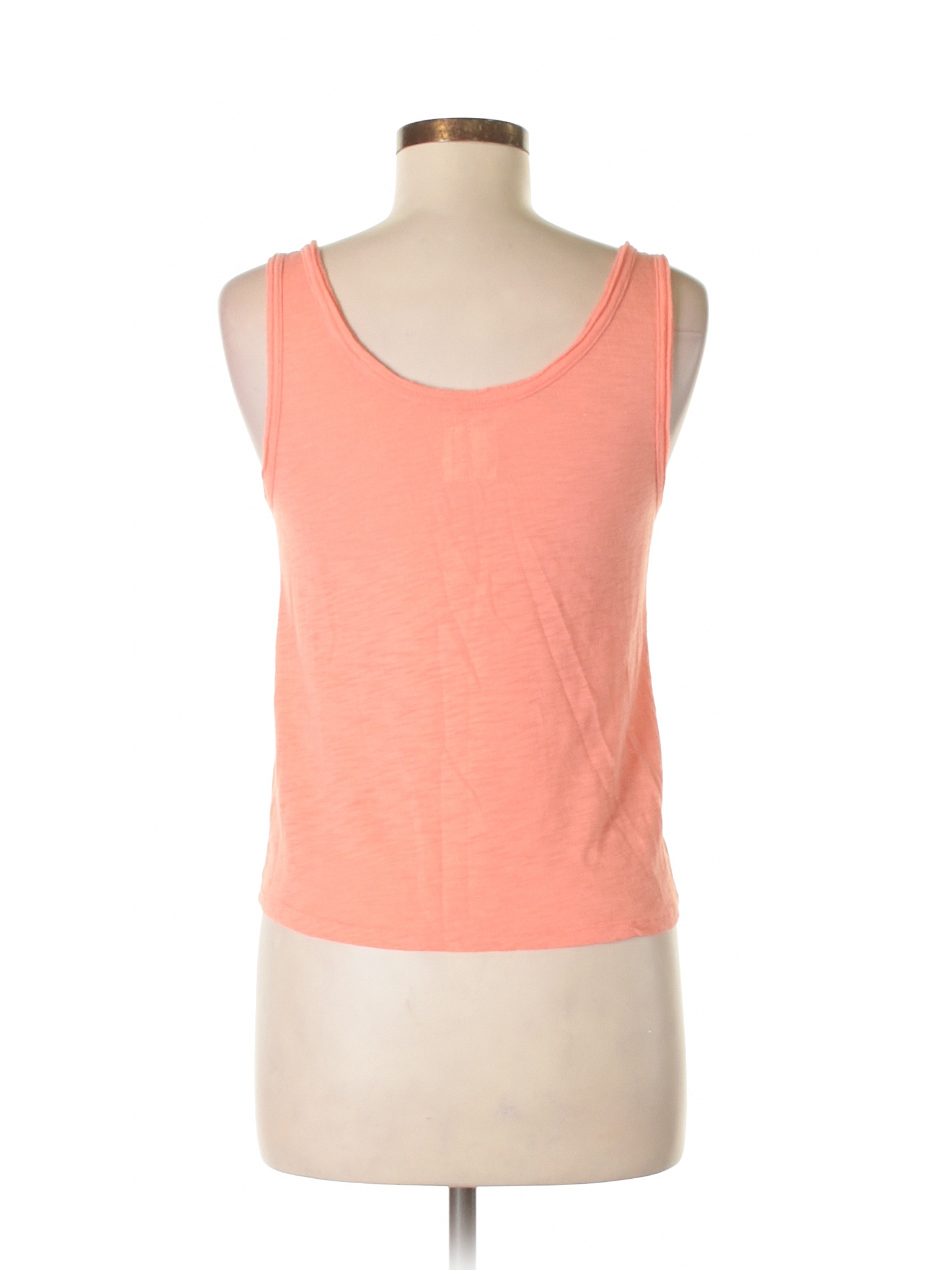 American Eagle Outfitters Tank Top Size 800 Coral Womens Tops