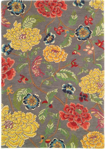 Company C Wool Rug Mandarin Pewter Wouldn T It Be Fun To Decorate