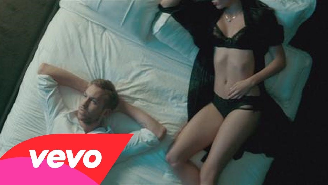 Calvin Harris Blame ft. John Newman [Official MV Lyric