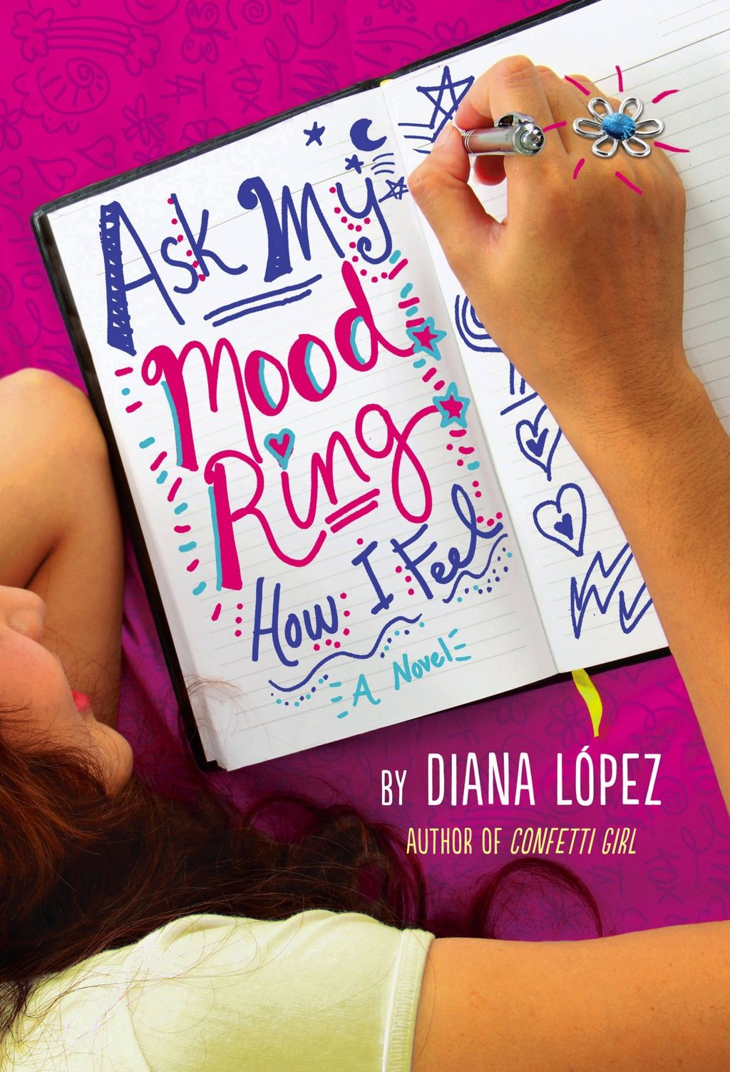 Ask My Mood Ring How I Feel Educator Guide