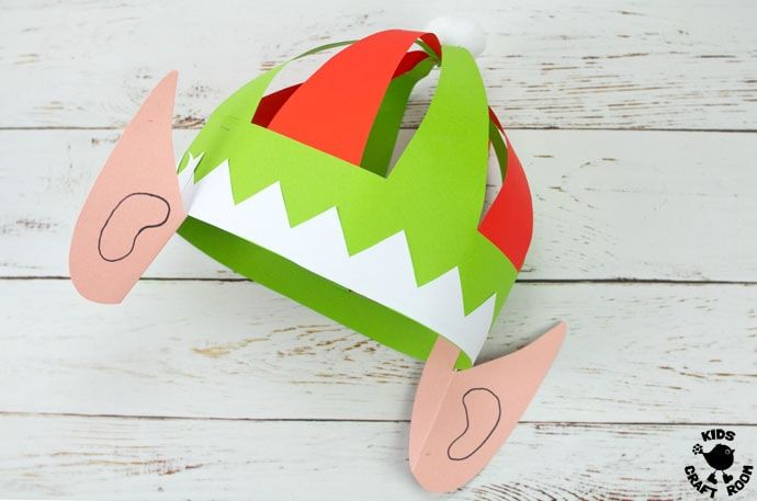 diy elf hats crafting pinterest elves christmas și christmas