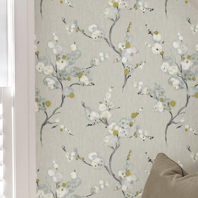 Crediton 18 L X 20 5 W Texture Peel And Stick Wallpaper Roll Wallpaper Roll Peel And Stick Wallpaper Crediton