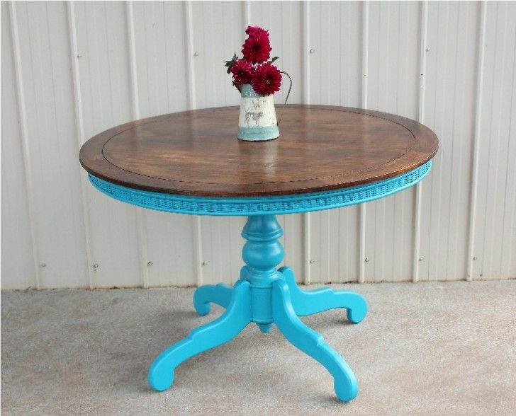 Upcycled round dining table by rive kyneton reclaimed for Spl table 98 99