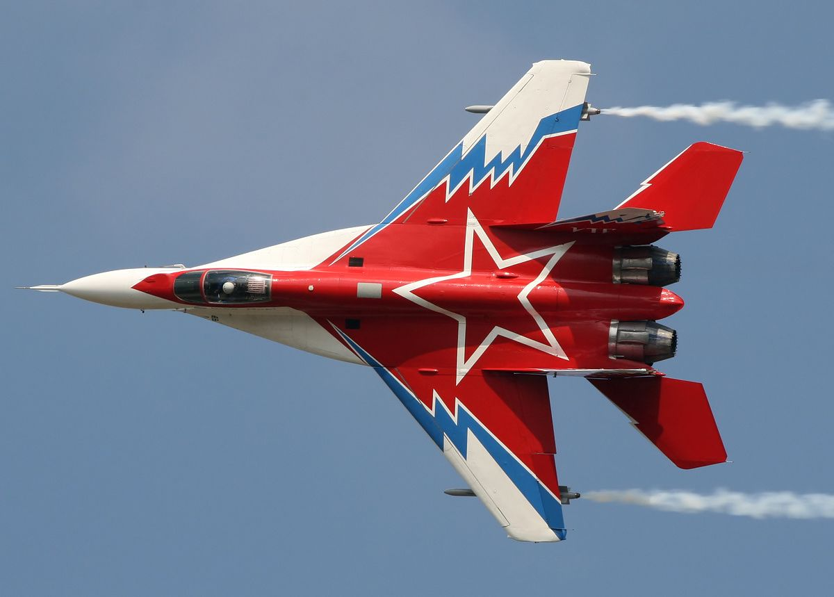 "Russian Aircraft Corporation ""MiG"" (part of United Aircraft"