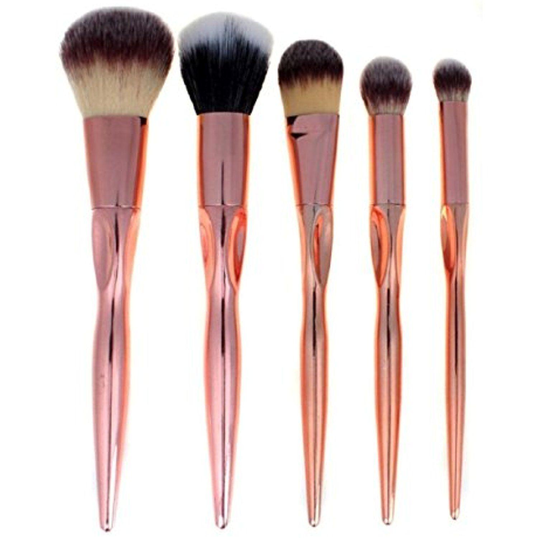 Makeup Brushes, Tonsee 5pcs/set Cosmetic Makeup Brush