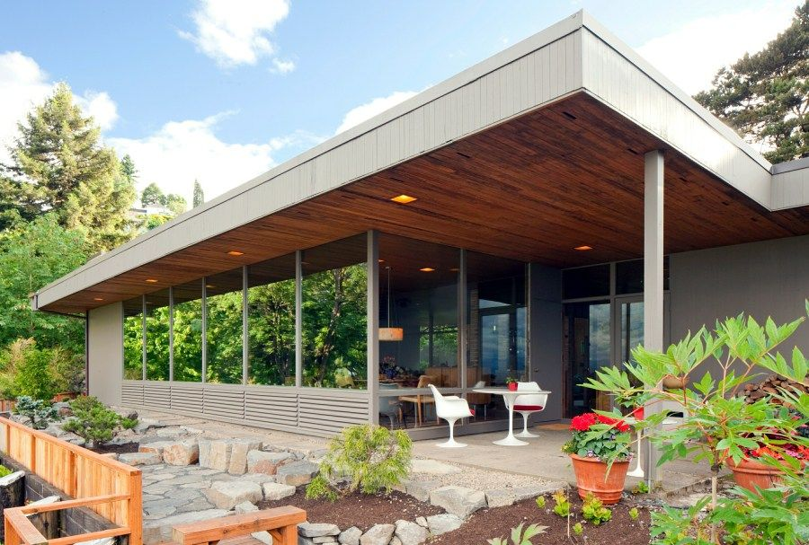 Northwest Regional Modernism Inside Arciform