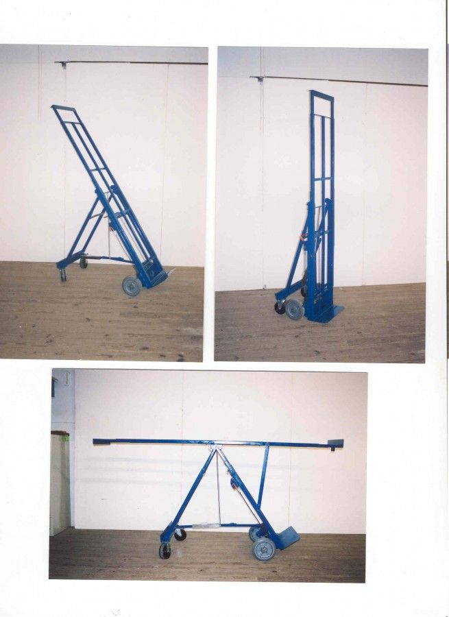 Door Cart Dolly Or Hand Truck For Transporting Heavy