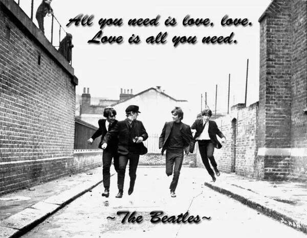 The Beatles   Beatles love songs, First dance wedding