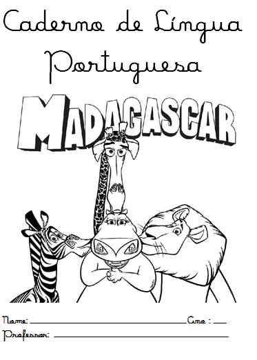 O Pedagogo: Capa para cadernos de Matemática/Língua Portuguesa...