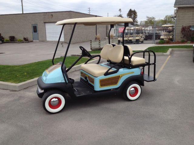 I Love This Cart  2007 Club Car Precedent Electric