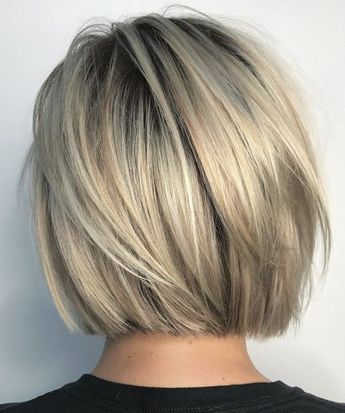Great Square Back Hairstyles In 2019
