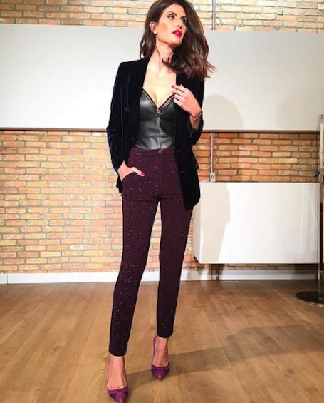 821214d1b4 Os Melhores Looks da Isabella Fiorentino no Esquadrão da Moda ...
