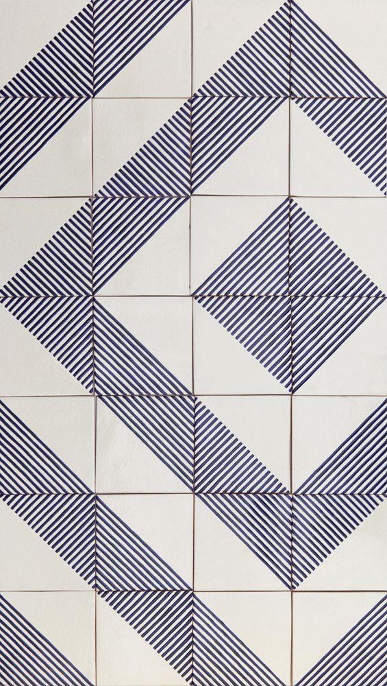 LINO tiles | design by davidpompa | Uriarte Talavera tiles ...