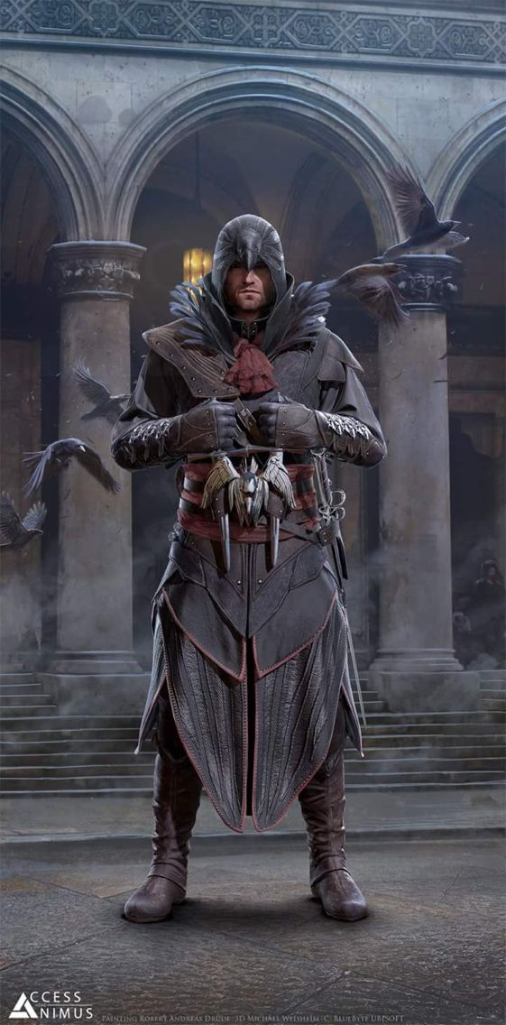 Assassin S Creed Identity Access The Animus Assassins Creed