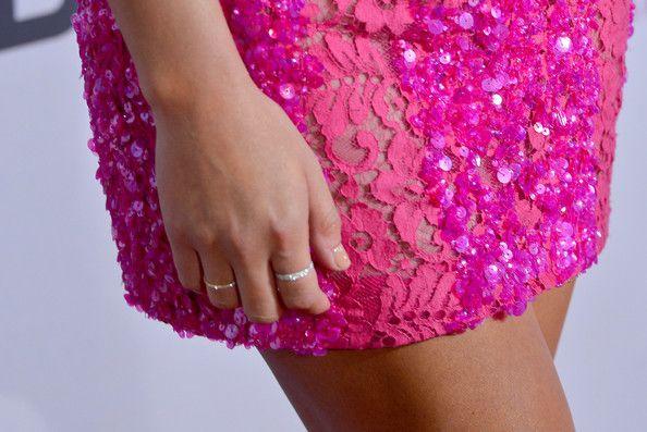 Lea Michele- Anita Ko rings