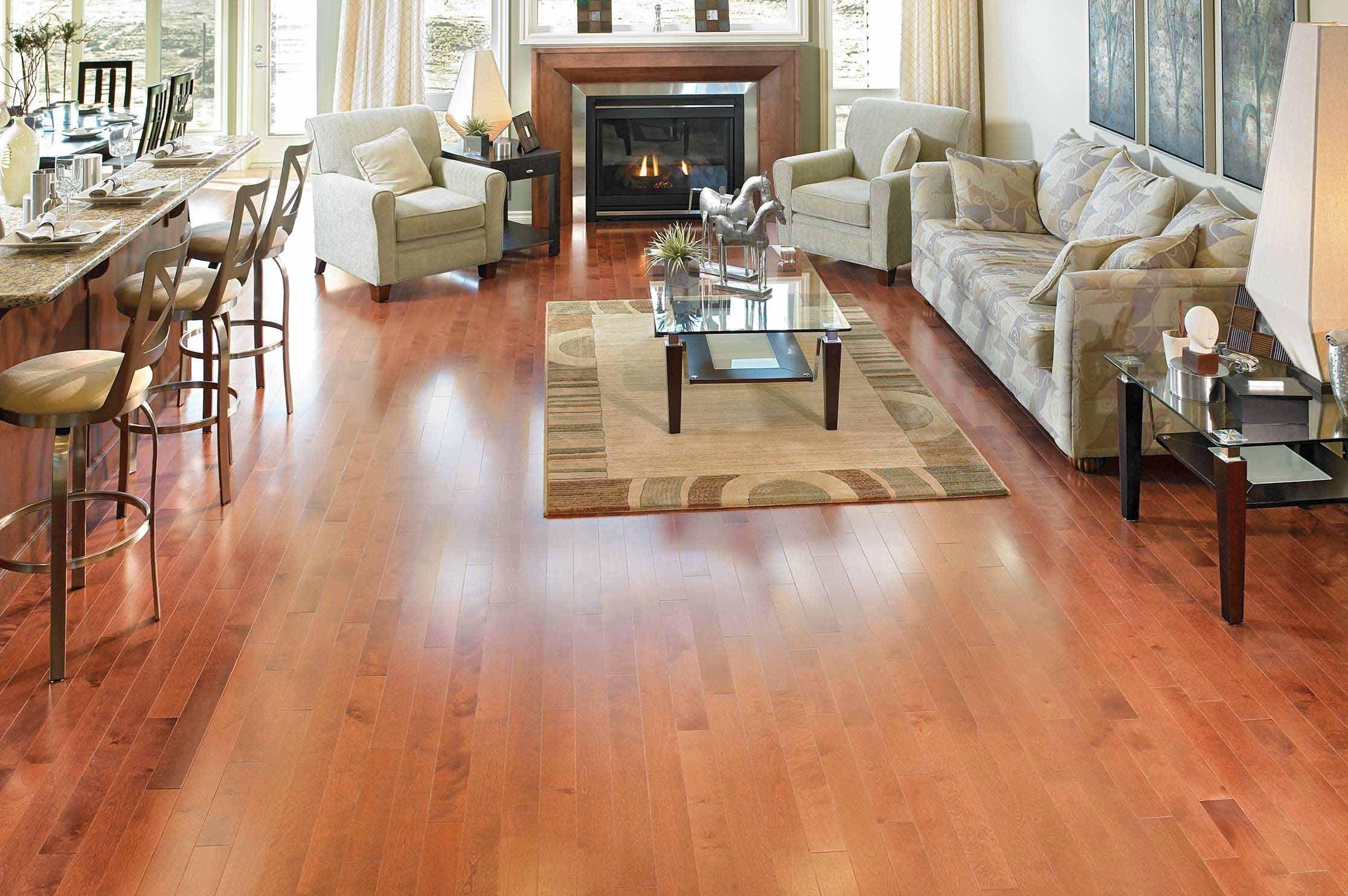 Mirage Admiration Maple Cognac Mirage Hardwood Floors