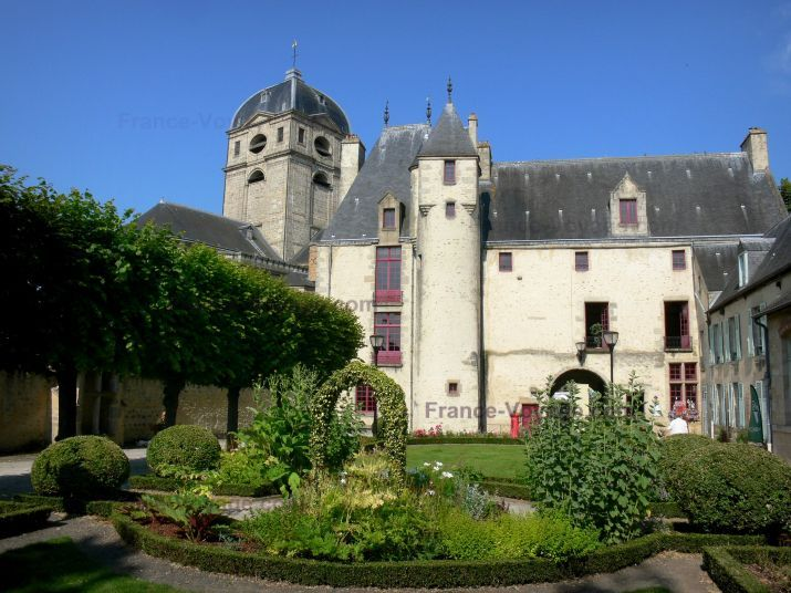 France Normandie Alencon Le Manoir Voyage En France