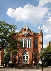 Clark Hall In The Gorgly Manly Historic District On The University Of Alabama Campus Home Decor Catalogs Hotel Coupons Hotel