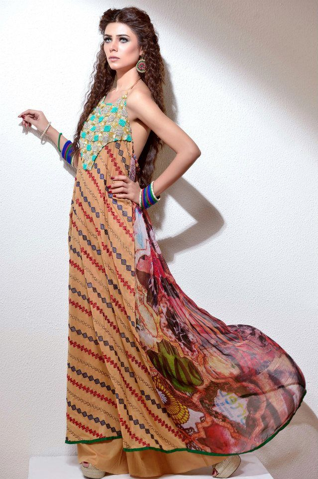 21fcda874cf6 Nimsay Latest Eid Dresses Collection 2013