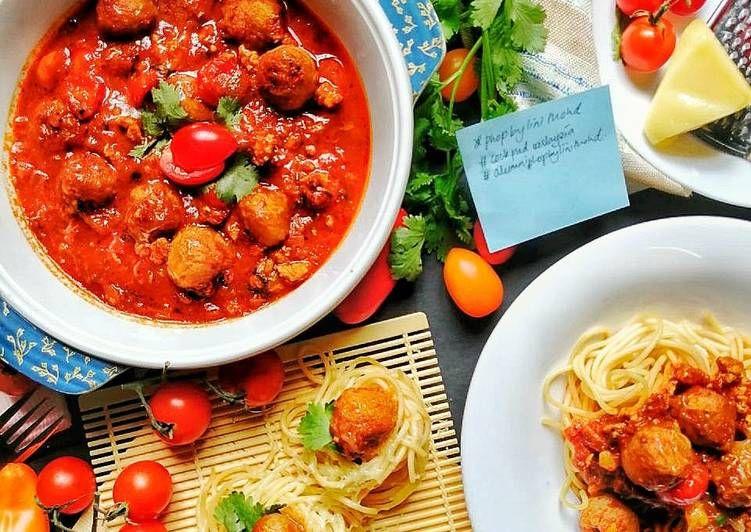 Resepi Spaghetti Bolognese Phopbylinimohd Yang Enak Aneka Resepi Enak Resep Spageti Resep Spaghetti