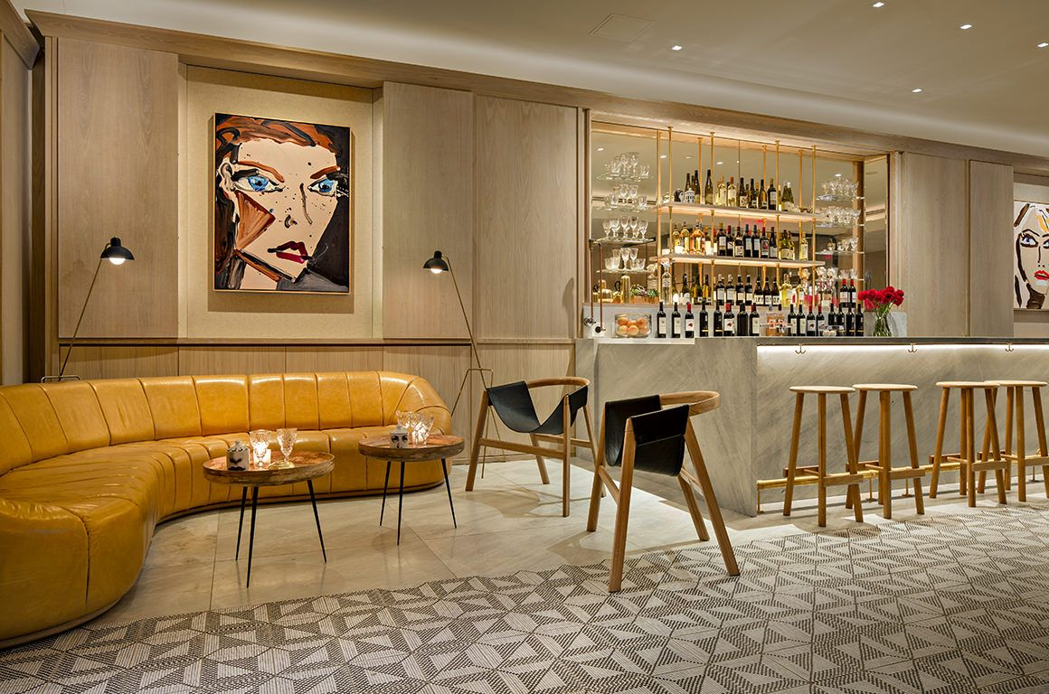 Gem hotel chelsea paris forino interior design hotel for Design hotel a paris