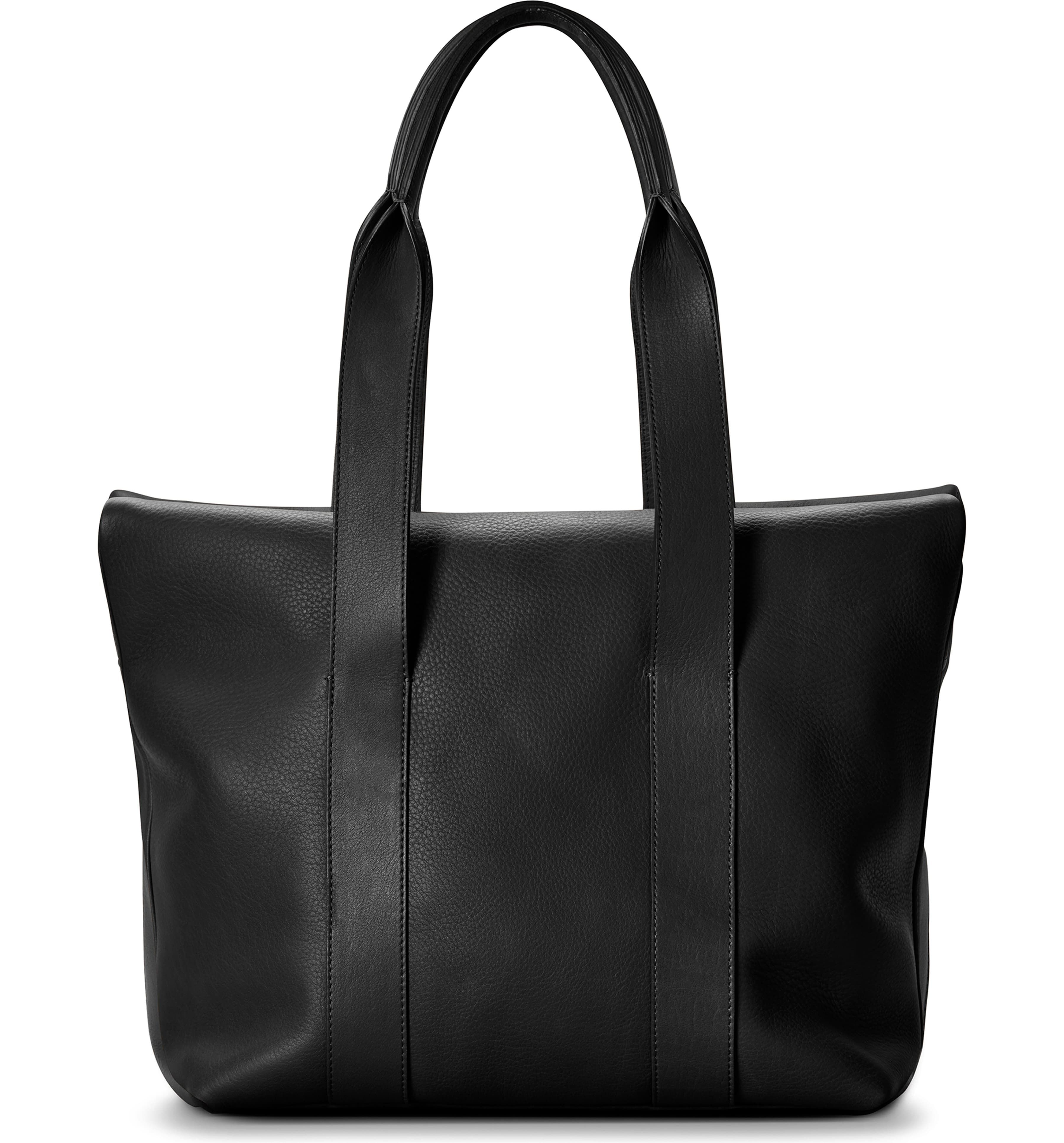 Shinola Cass Leather Tote | Leather, Nordstrom, Tote bag