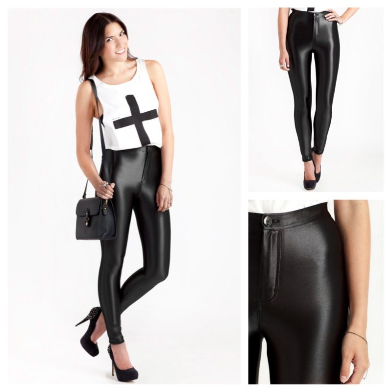 Todays Fashion Fix: Back In Stock - Disco Pants in Black...  £26.00 <3