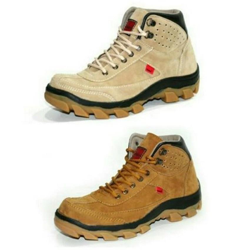 Explore these ideas and more! Sepatu Boots Pria Keren Sepatu Kickers ... 60eeaf837e