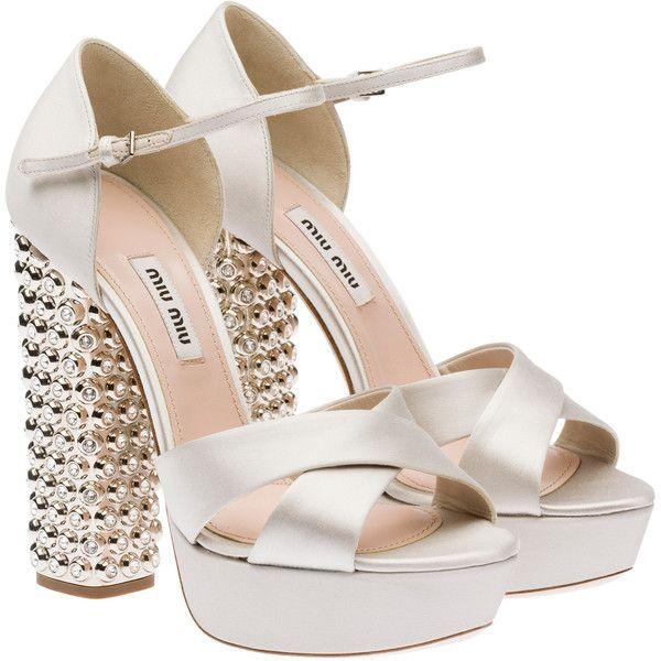 Miu Miu Sandals | Wedding shoes