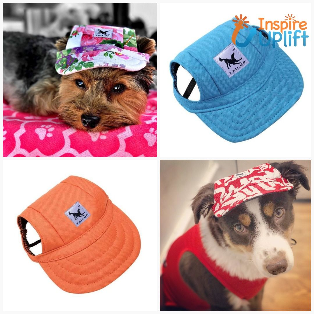 96ceb71a1 Custom Made Machiko Dog Hats... ADORABLE! #me #inspireuplift #love ...