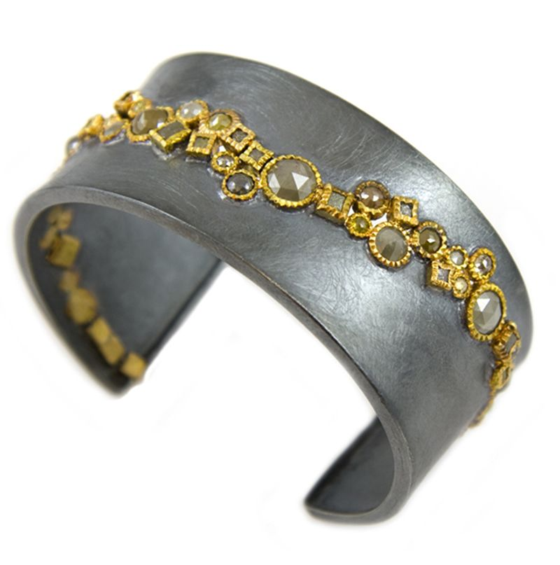 Cuff bracelet by todd reed jewelry pinterest for Todd reed