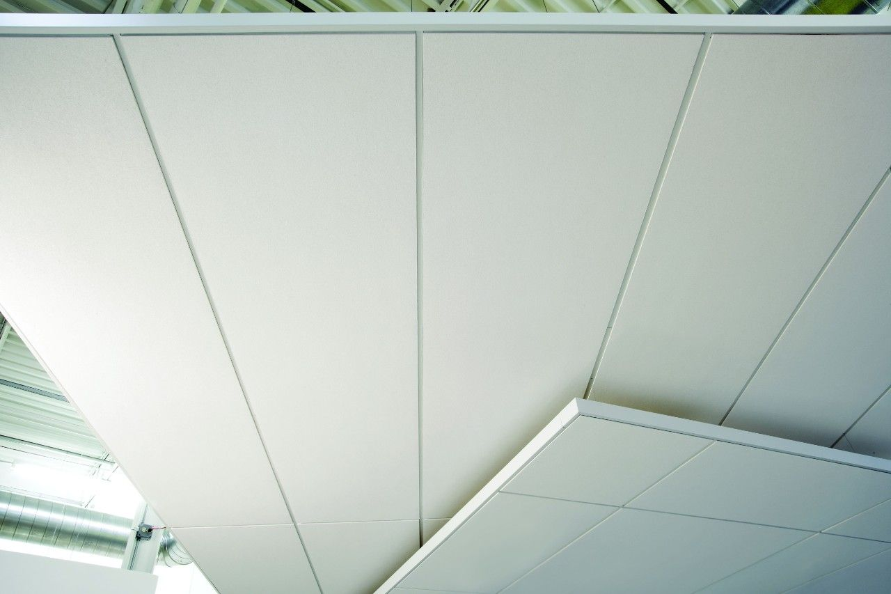harmoni tile sonex coated arctic hpc tiles acoustic product acoustical ceiling vista smooth white solutions
