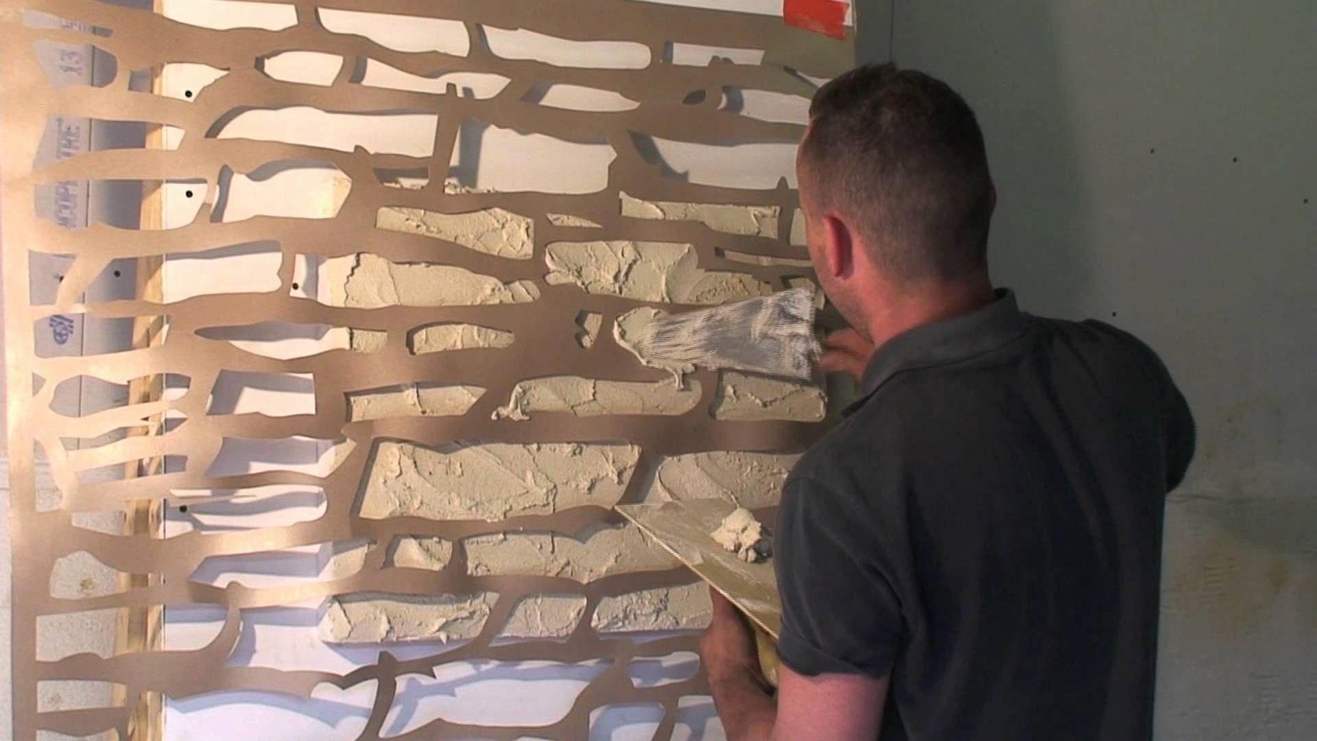 Parement Fausse Pierre Interieur moule pour imitation pierre inspirant décoration pierre