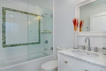 Glass Shower Doors With Tub Design, Pictures, Remodel, Decor And Ideas    Page 15