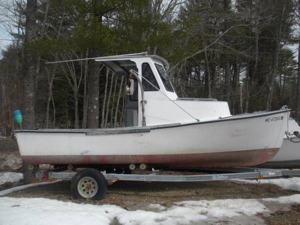 21 seaway lobster boat Lobster boat, Boat, Fishing boats