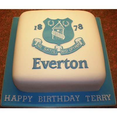 football cakes everton Google Search Football cakes