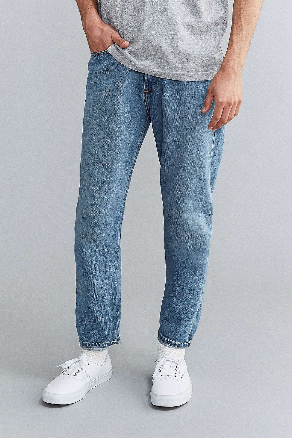 282335ba07d5 Calvin Klein X UO Vintage Stonewash Anti-Fit Jean