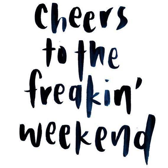 I M So Happy Its Friday: So Happy Its Friday! Cheers To The Freakin Weekend