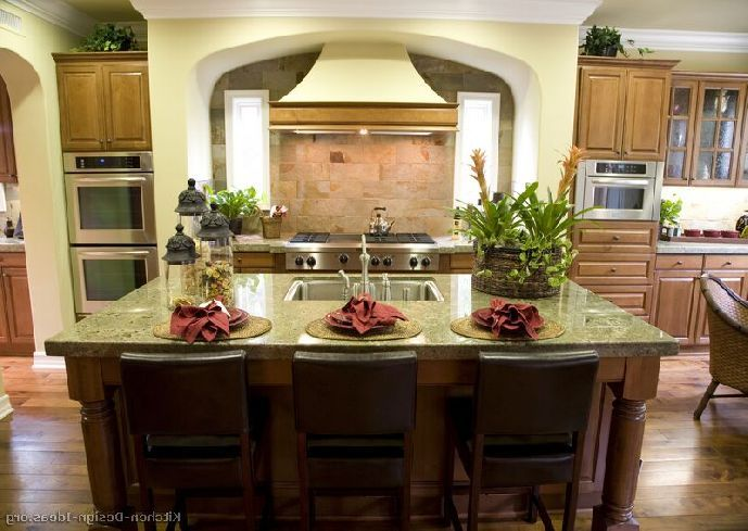 Countertop decorating ideas architecture design with decorating ideas for countertops kitchen - Kitchen counter decoration ...