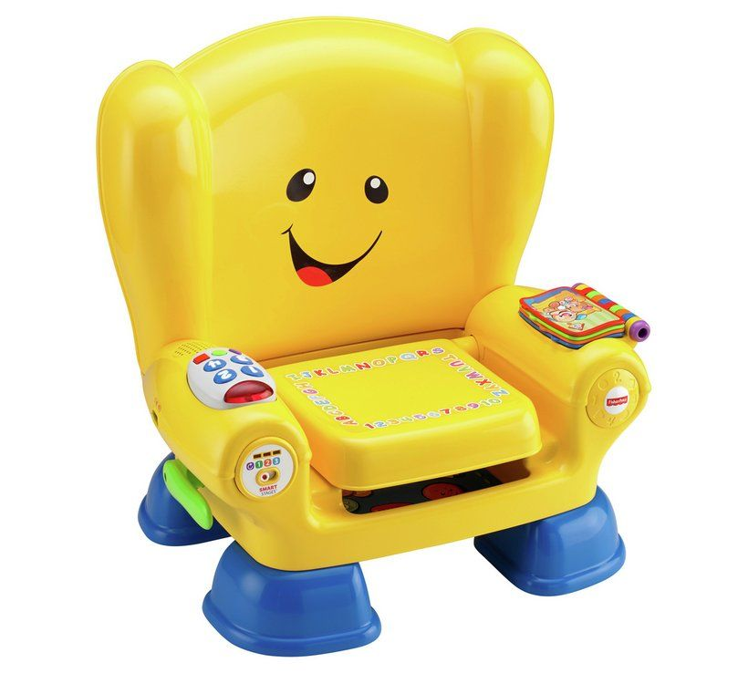 fisher-price laugh & learn smart stages chair walmart