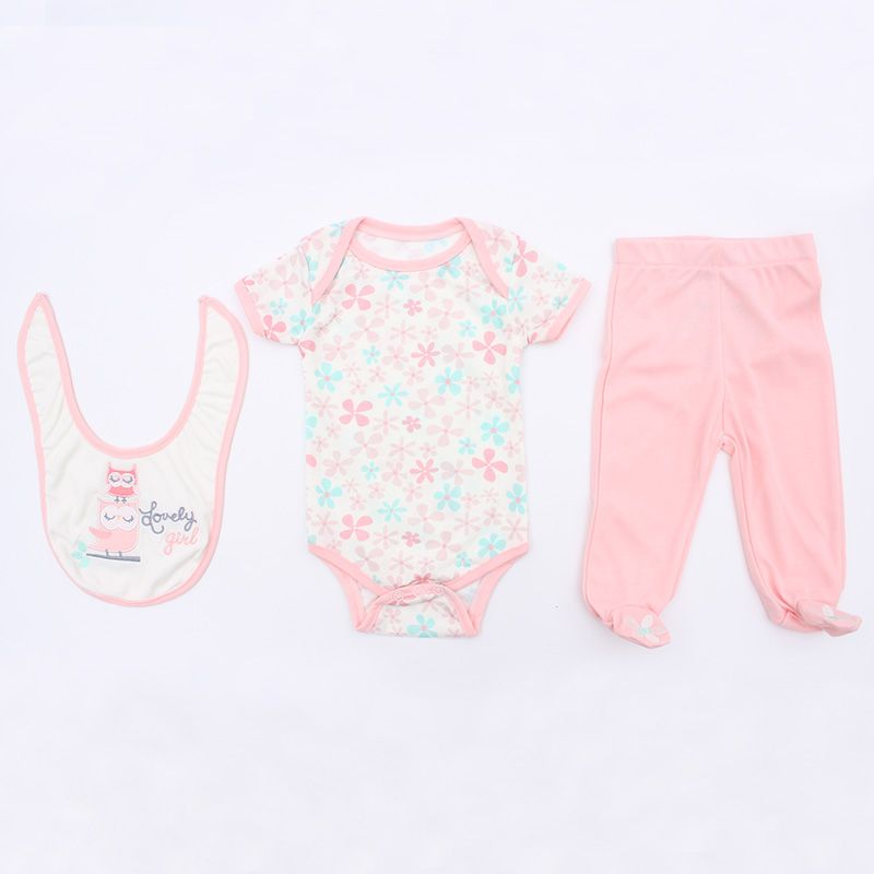 Reborn Clothing Newborn Dress Baby Girl Doll 20-22/'/' Clothes Dress Set Kid Gifts