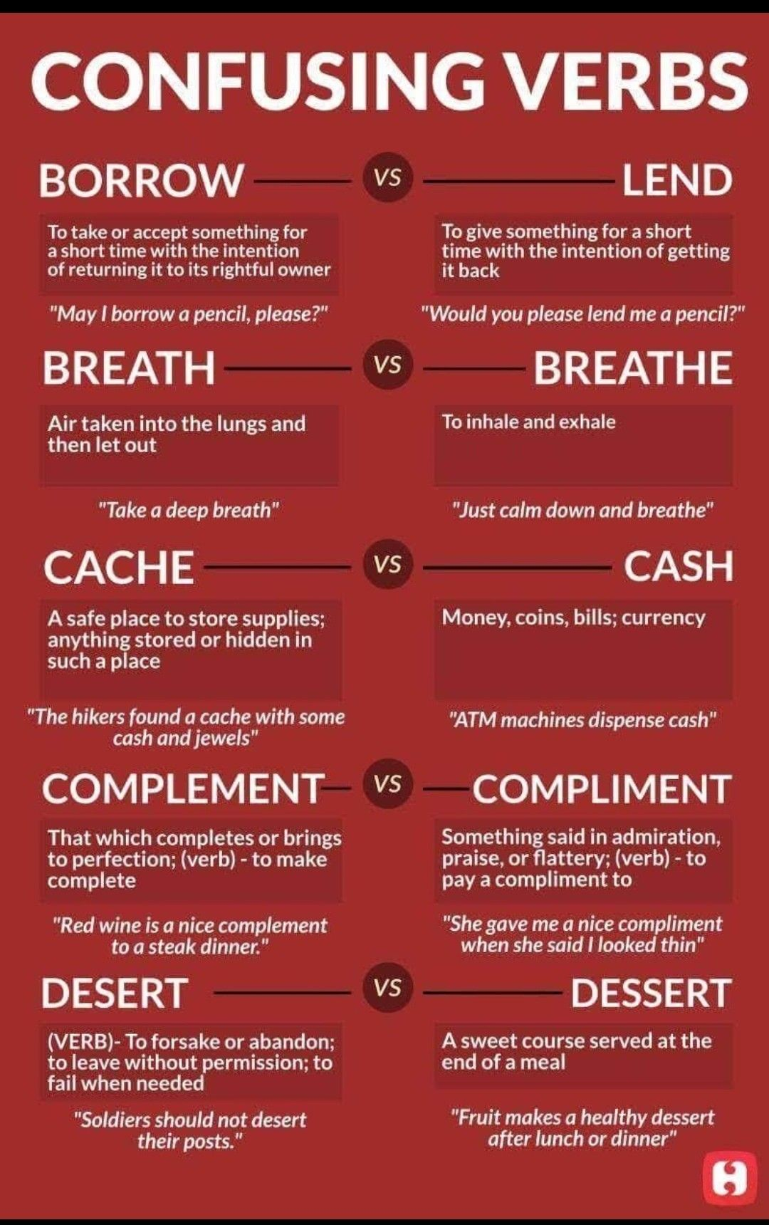 We Love Grammar The3rdimage Desiremore English Language Grammar Rules Laws Literature Learn English Grammar Learn English Vocabulary English Phrases