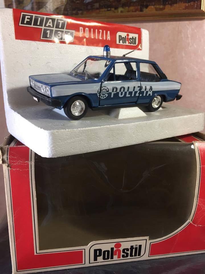 Fiat 131 Polizia