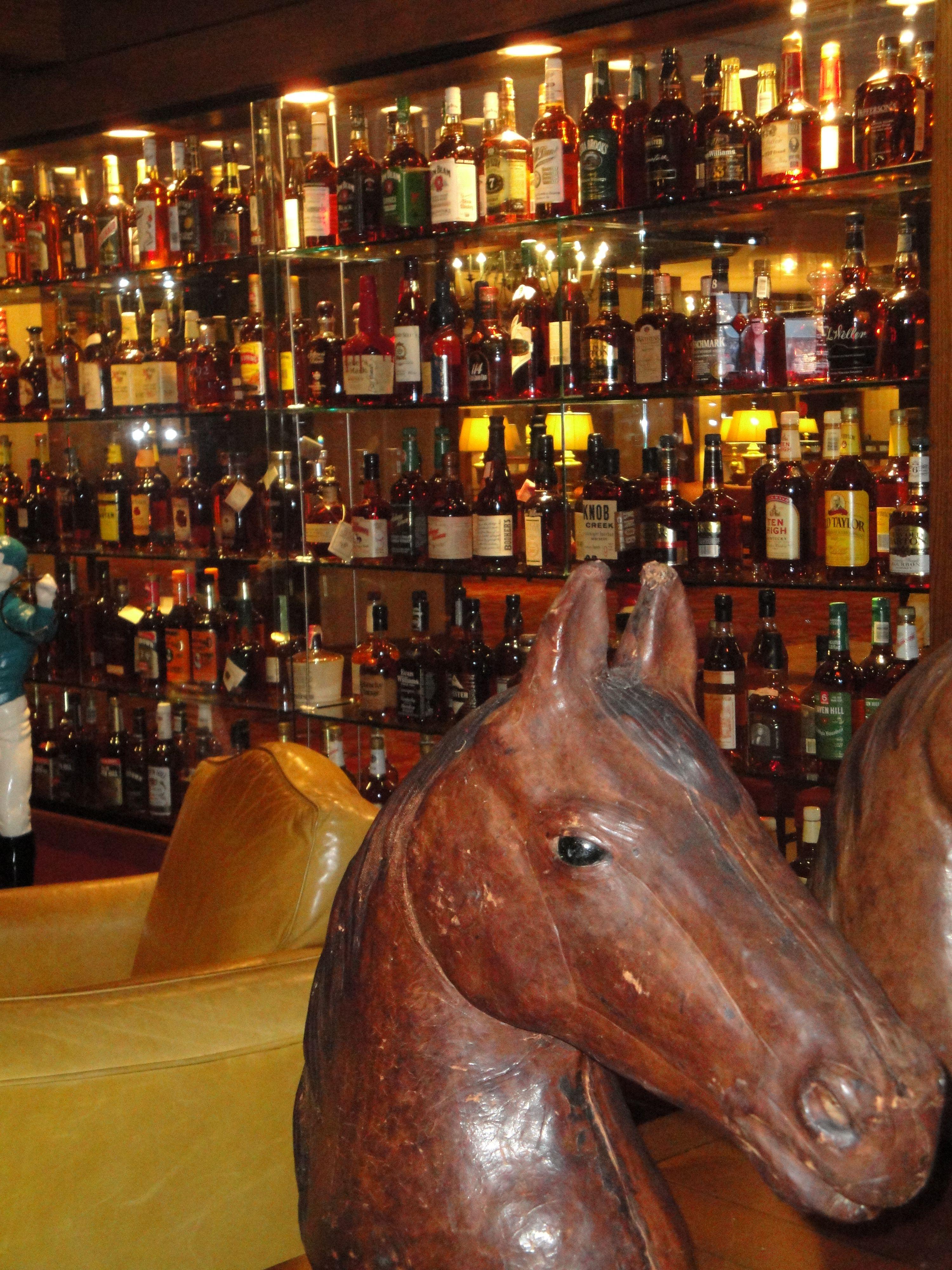 Jockey Silks Bourbon Bar Located At The Galt House Hotel Is Part Of Urban Trail Www Galthouse