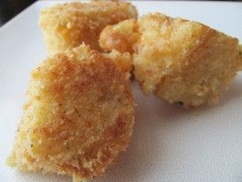 Fried Macaroni and Cheese. Photo by under12parsecs