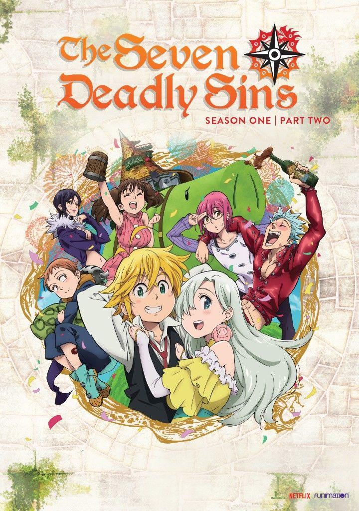 seven deadly sins ger dub