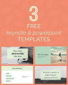 3 gorgeous free keynote powerpoint templatesthemes keynote 3 gorgeous free keynote powerpoint templatesthemes toneelgroepblik Gallery