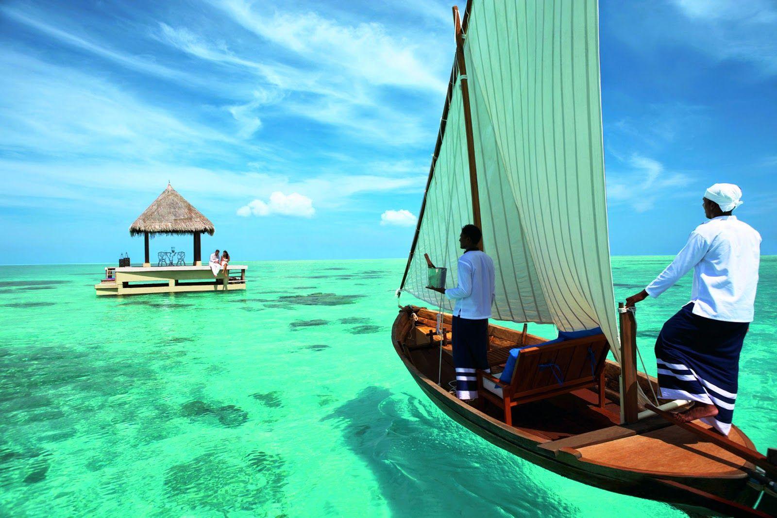 Taj Exotica Maldives | Photos Hub | Visit maldives ...