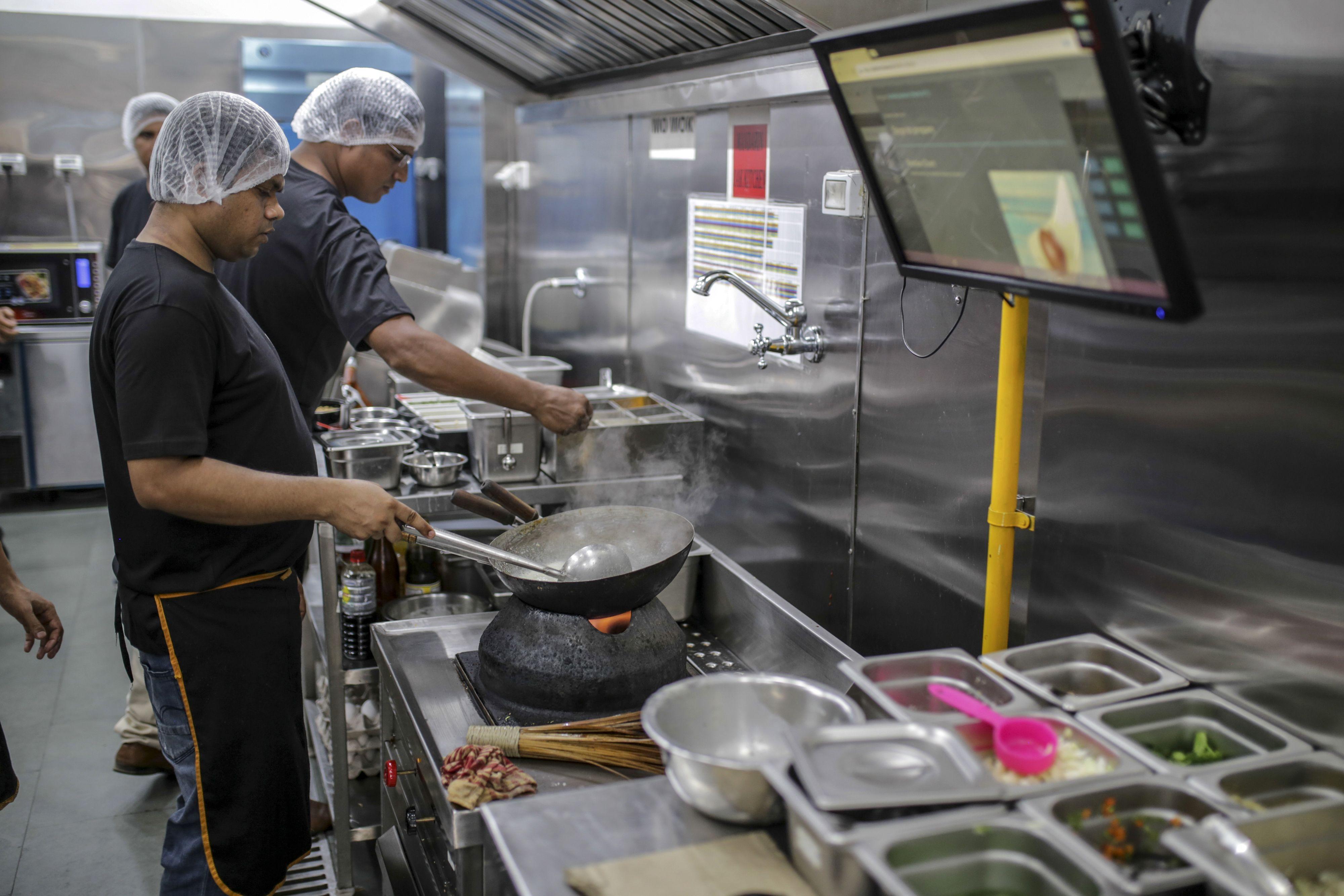 India's Swiggy bets big on cloud kitchens Cloud kitchen